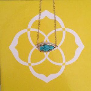 Kendra✨Scott Skylie Arrow Necklace